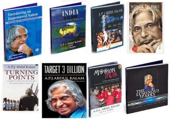 APJ Abdul Kalam Books