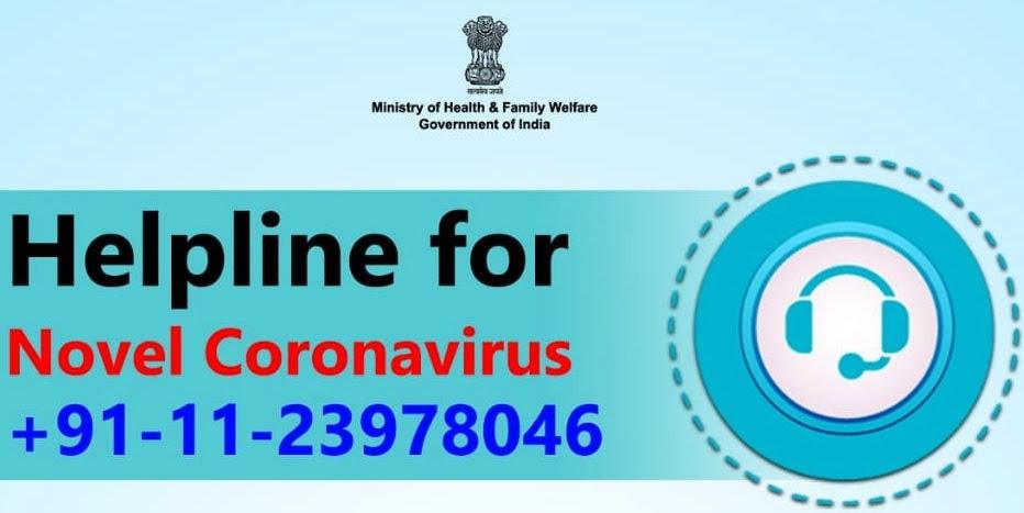 coronavirus-helpline-number-india